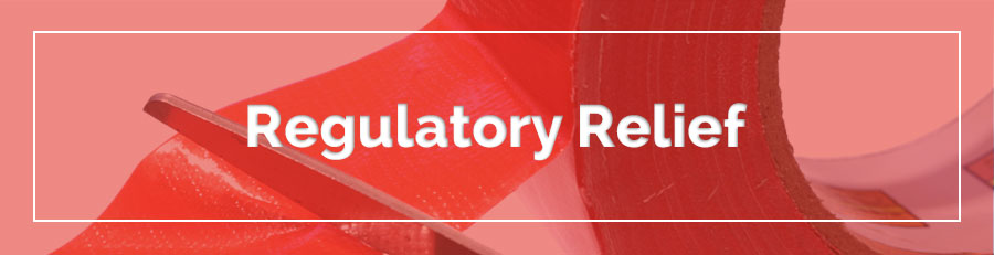 Regulatory Relief